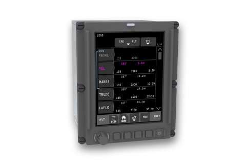 Touchscreen Control Units