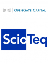 ScioTeq and OpenGate Capital logo