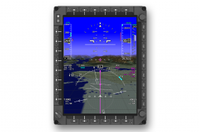 "RDU- 3068 10.4"" (6"" x 8"") Rugged Display Unit for Harsh Environments"