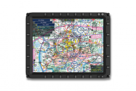 "MDU-268v2 10.4"" (6"" x 8"") Mission Display Unit for Harsh Environments"